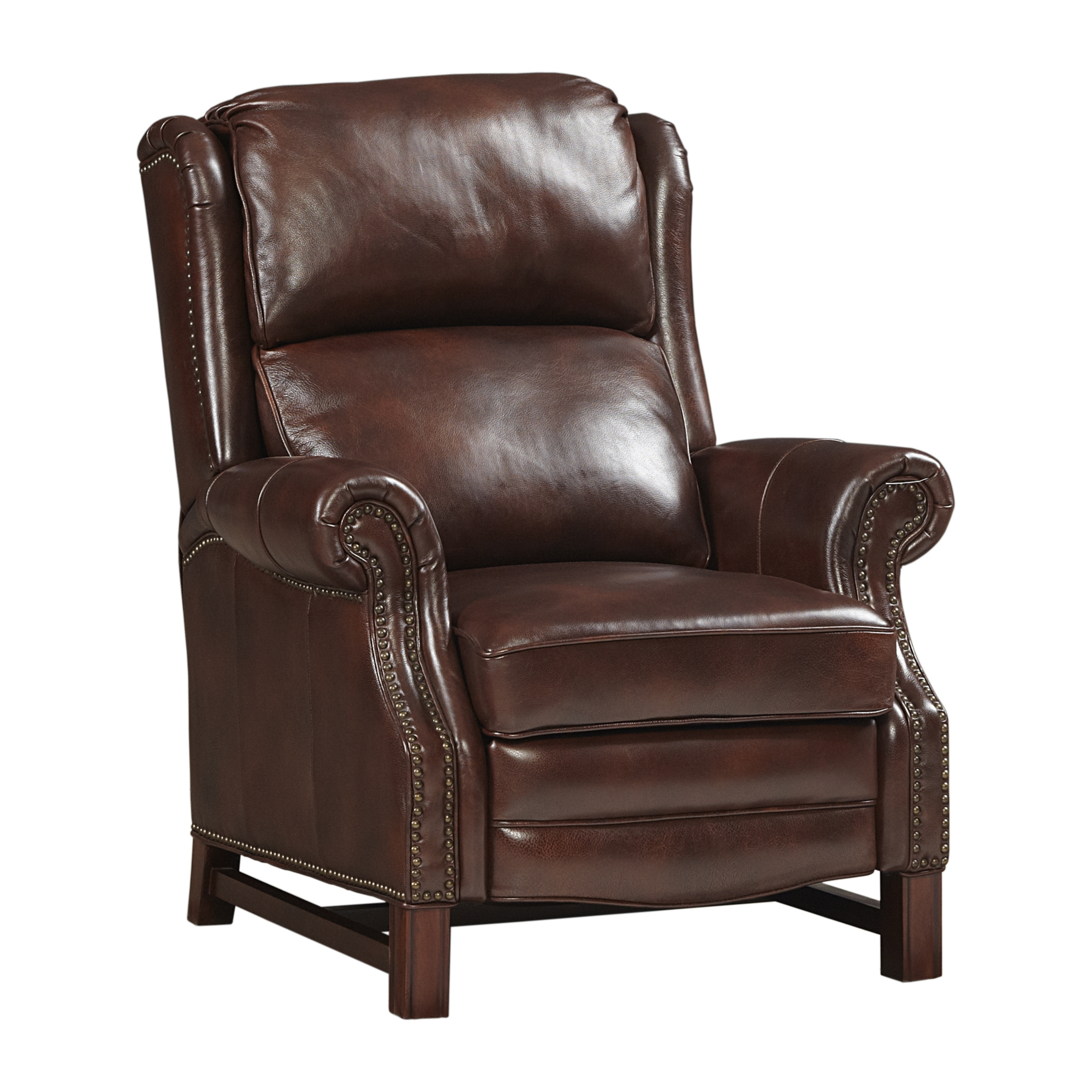 Leather Wingback Chair For Sale Recliners Havertys