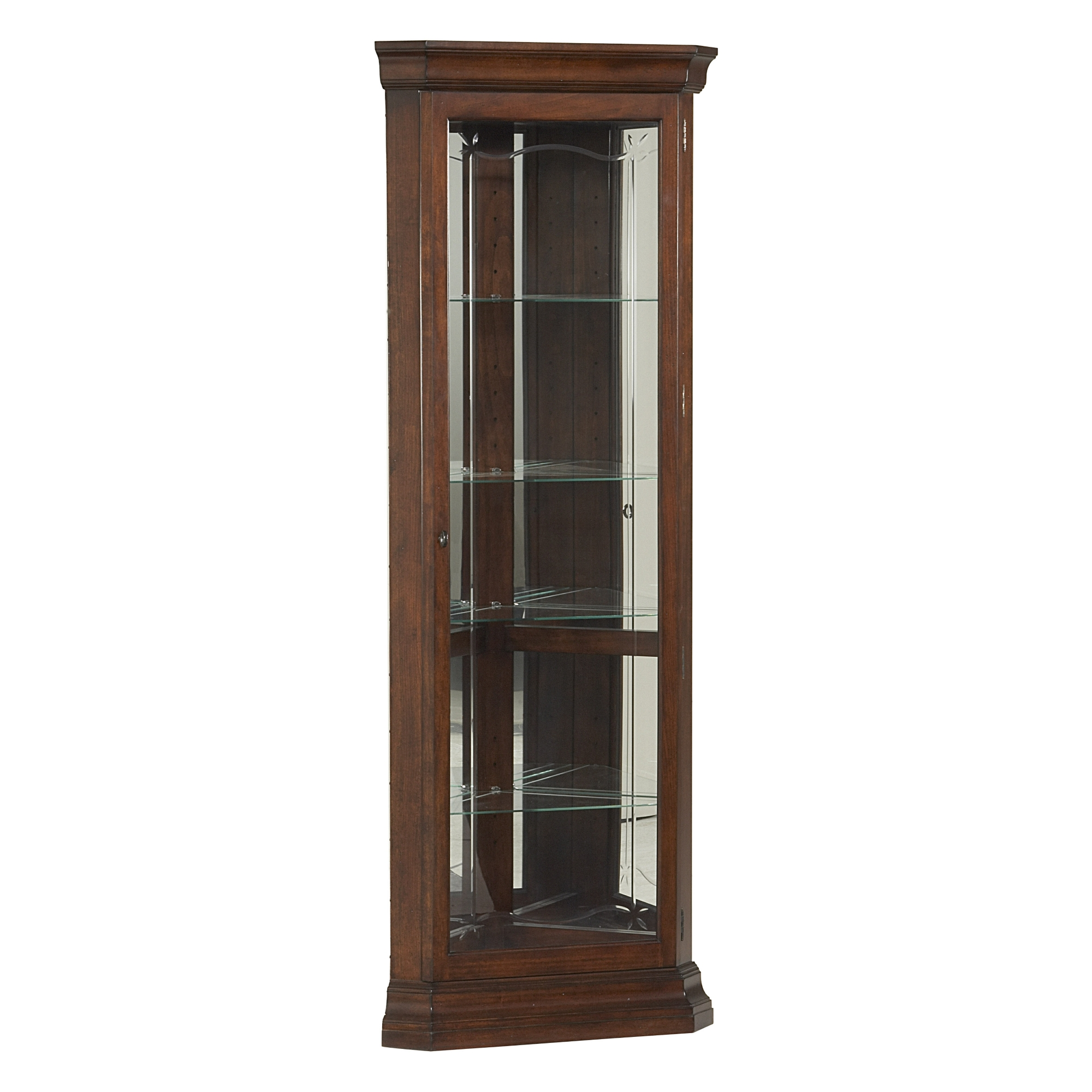 Glass Curio Cabinets With Lights Display Cabinets Havertys