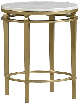 Amani Chairside Table