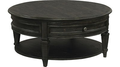 Beckley Round Cocktail Table