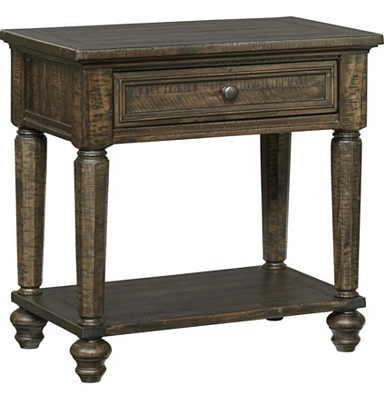 Farnsworth Open Nightstand