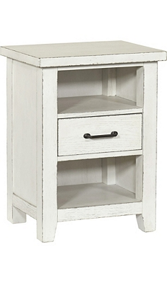 Briar Lake Open Nightstand