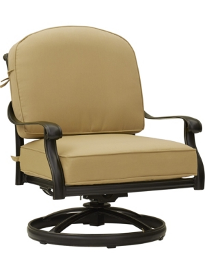 Main Palazzo Swivel Rocking Club Chair Image ...