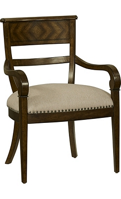 Veneto Barrel Back Armchair