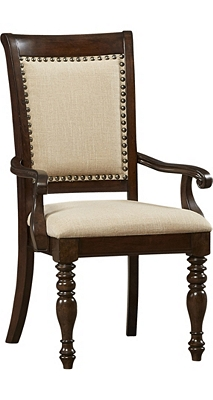 Welcome Home Upholstered Armchair