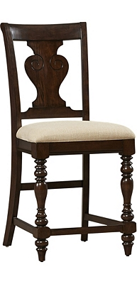 Welcome Home Counter Height Chair Find The Perfect Style Havertys
