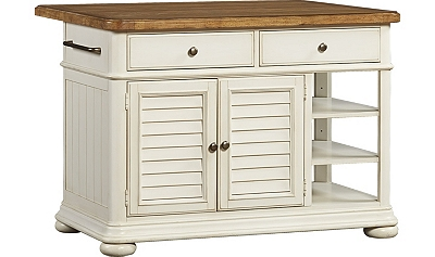 Welcome Home Kitchen Island