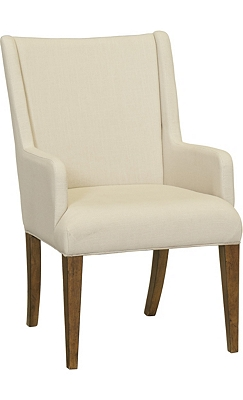 Printers Alley Upholstered Armchair