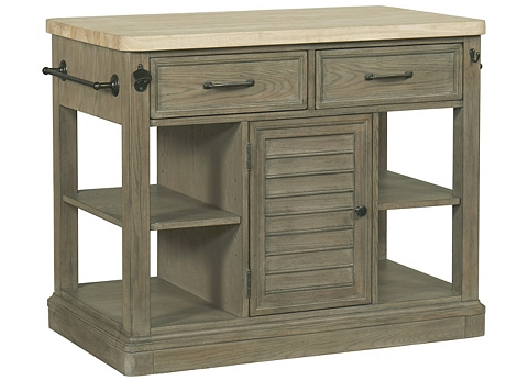 forest lane kitchen island havertys