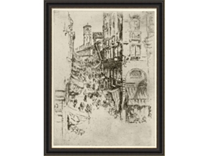 Venice Framed Art III
