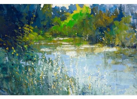 Riverbank Canvas   Havertys