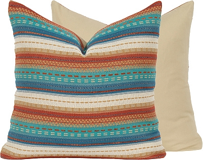 Frontier Stripe Pillow