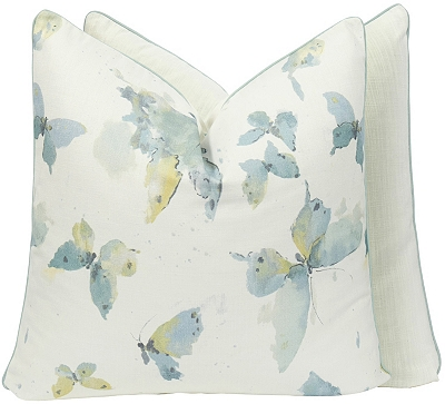 Aflutter Pillow