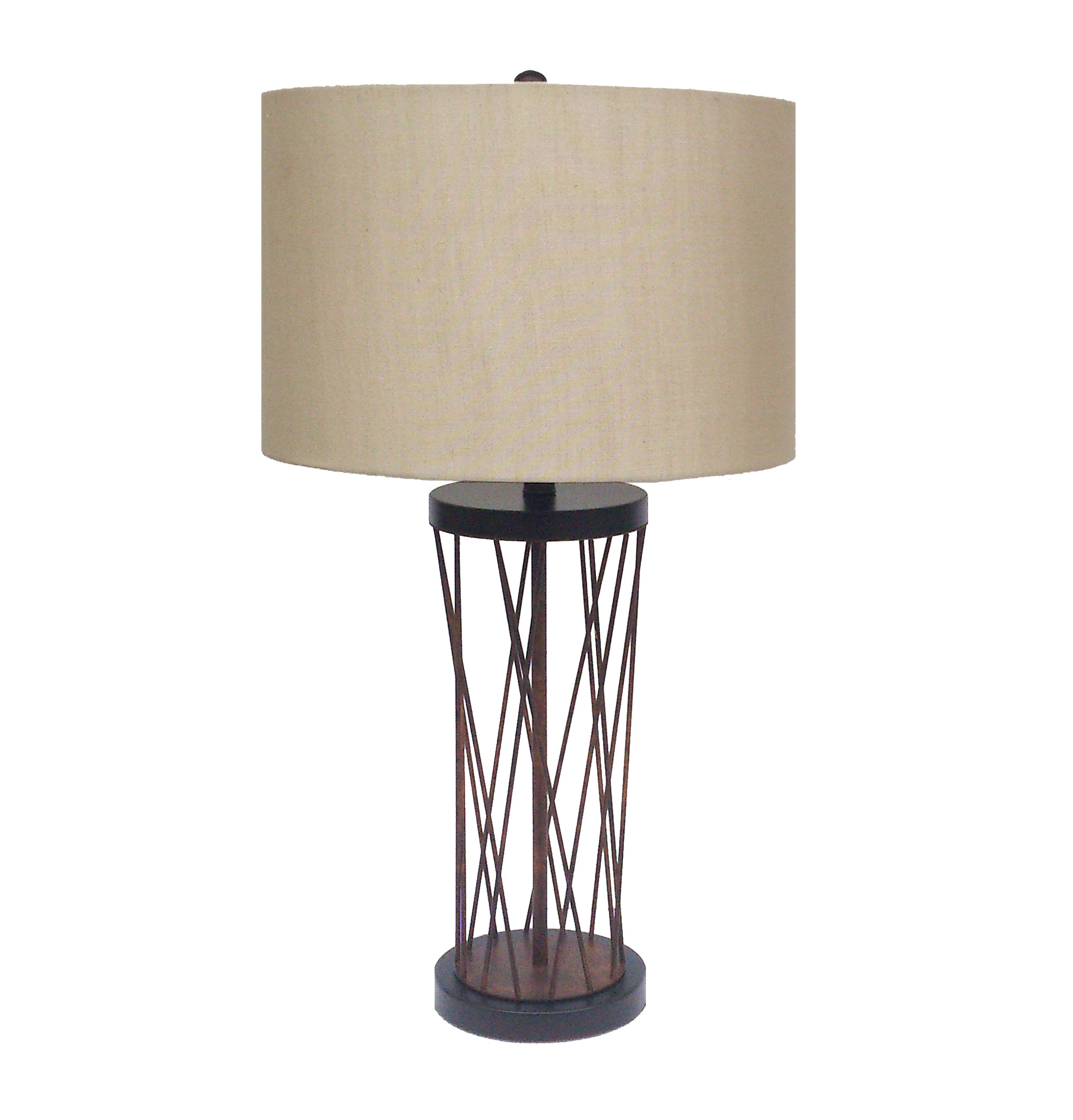 heritage table lamp havertys