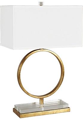 Radial Table Lamp