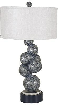 Balancing Act Table Lamp