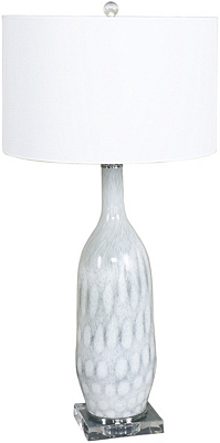 Glacial Table Lamp