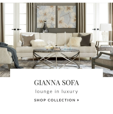 Merveilleux Shop Collection Gianna Sofa: Lounge In Luxury.