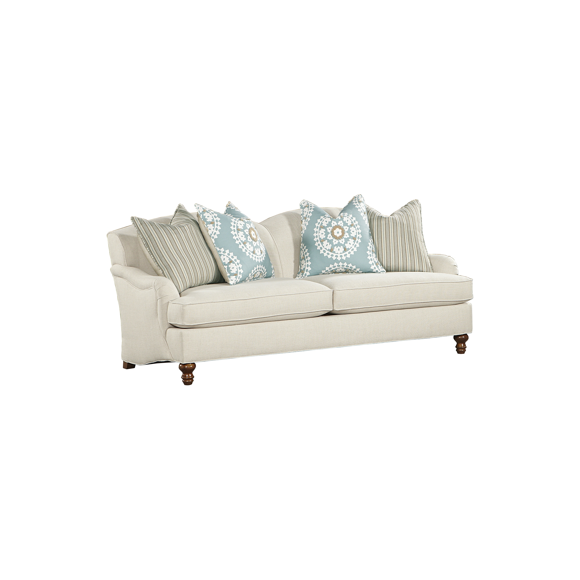 Havertys siesta sofa living room amazing thomasville for Havertys furniture