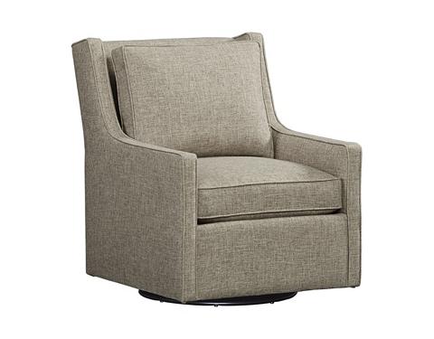 Modern Profiles Swivel Chair | Havertys