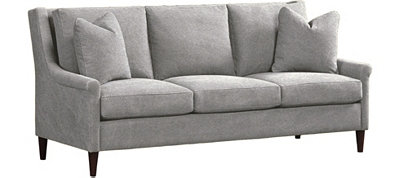 modern profiles sofa | havertys