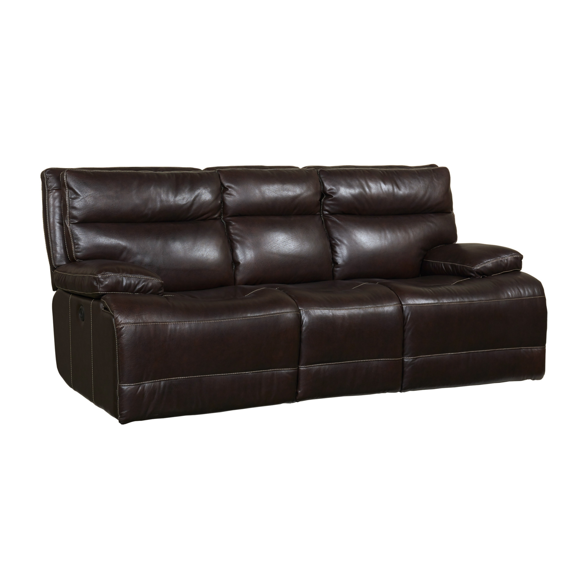 Corrected Grain Leather Sofa Review
