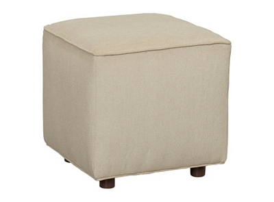 Norfolk Cube Ottoman