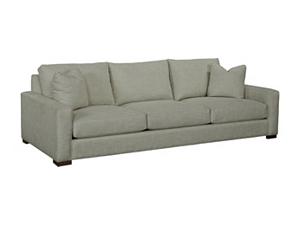 108 Inch 3 Seat Sofa 47 Deep
