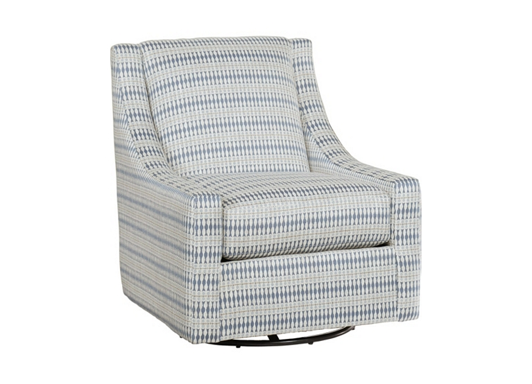 Gigi Swivel Chair Find The Perfect Style Havertys