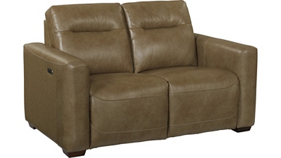 Melbourne Dual Power Loveseat