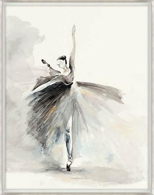 Fonteyn Framed Art I