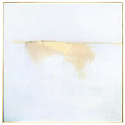 Steam Fog Canvas