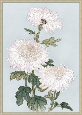 Spring Flower Framed Art I