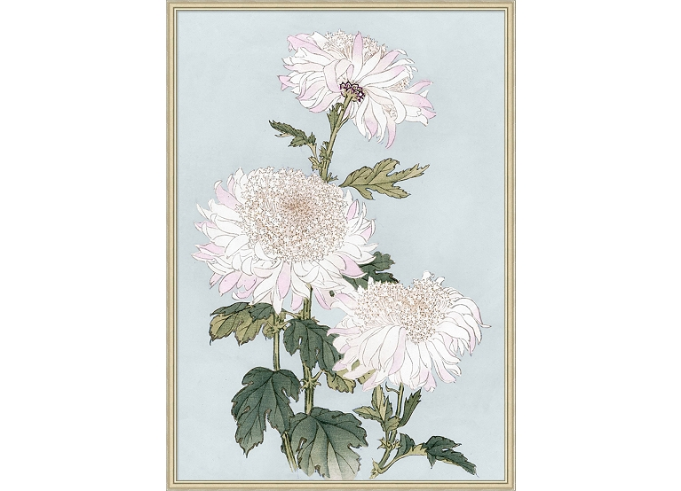 Spring Flower Framed Art I Find The Perfect Style Havertys