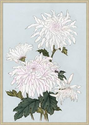 Spring Flower Framed Art II
