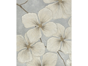 Sparkling Blooms Canvas I