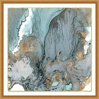 Fluidity Framed Art II