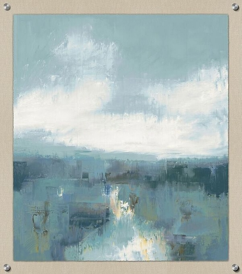 Marsh Transitions Framed Art I