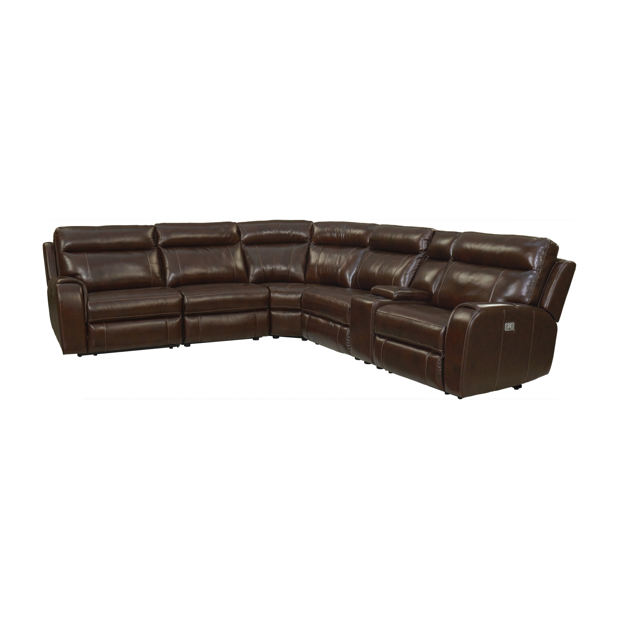 Bradley Sectional Sofa Comfort Industries 3 Pc Bradley