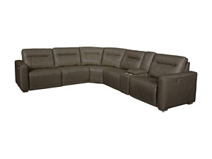 Floored Sectional