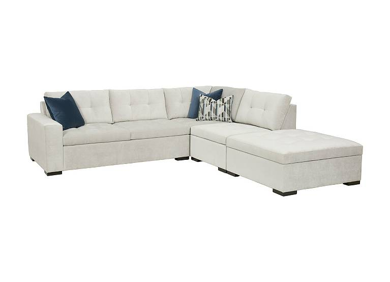 Lenox Sectional Find The Perfect, Microfiber Sofa Sectionals