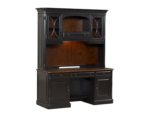 westbury desk with hutch havertys