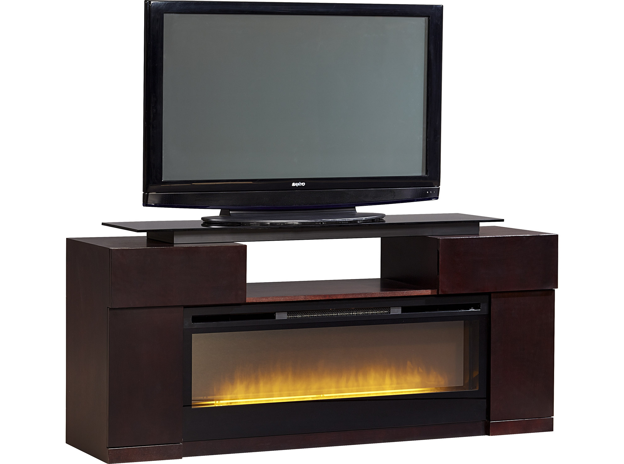 jennings electric fireplace havertys