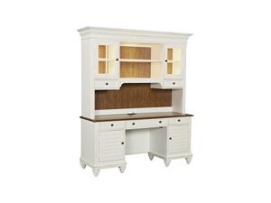 Newport Desk With Hutch
