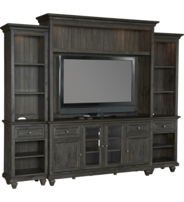 Beckley Entertainment Wall