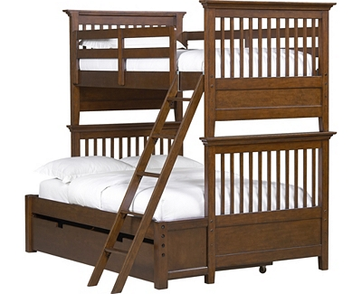 Ashebrooke Bunk Bed Find The Perfect Style Havertys