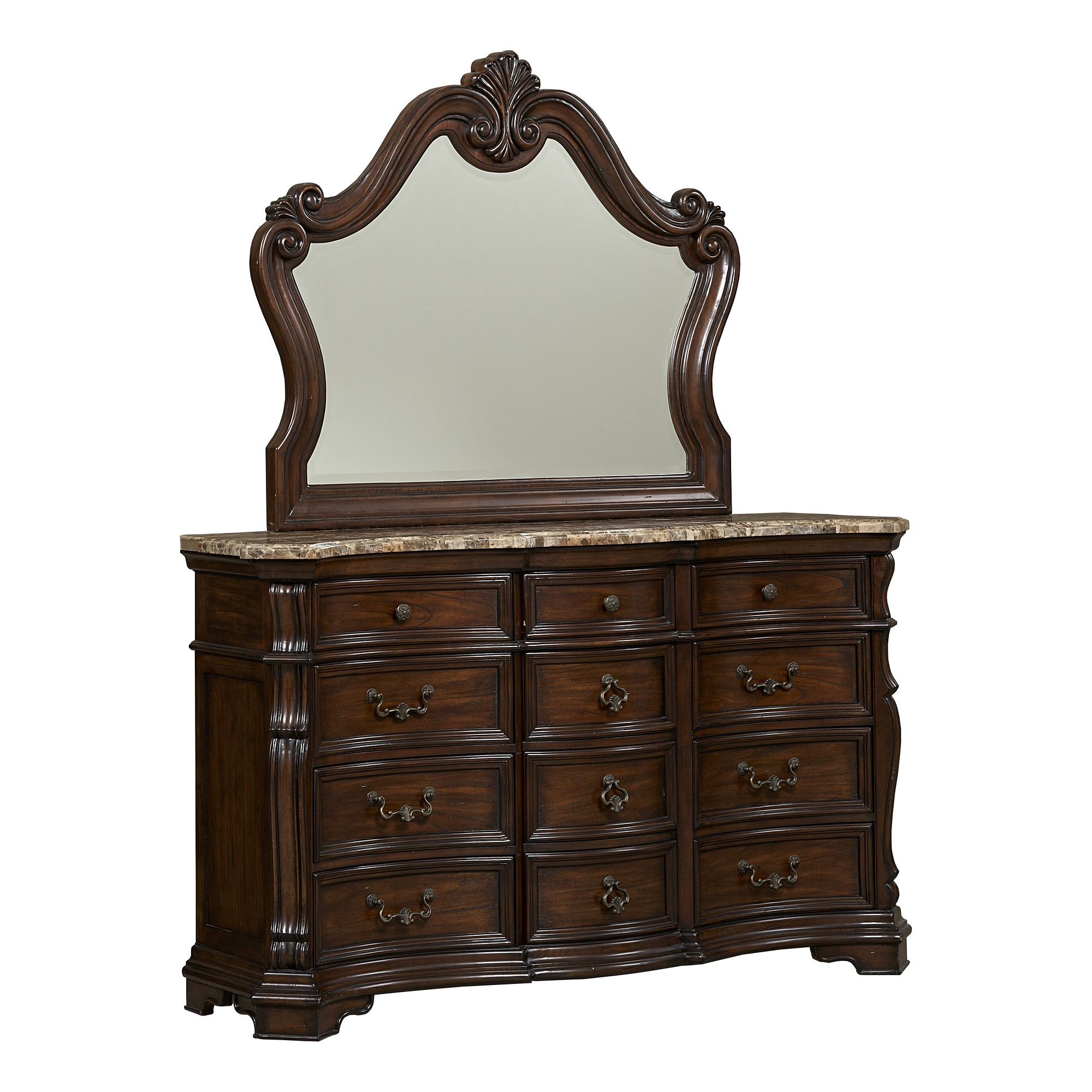 shown item image capitol drawer lighting mirror white magnifying cfm and mirrored company zoe finish dresser in chest glass bassett black