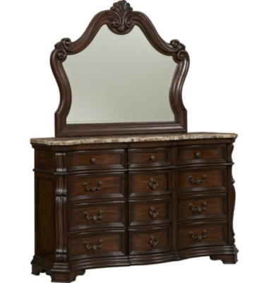 Main Villa Sonoma Dresser With Mirror Image