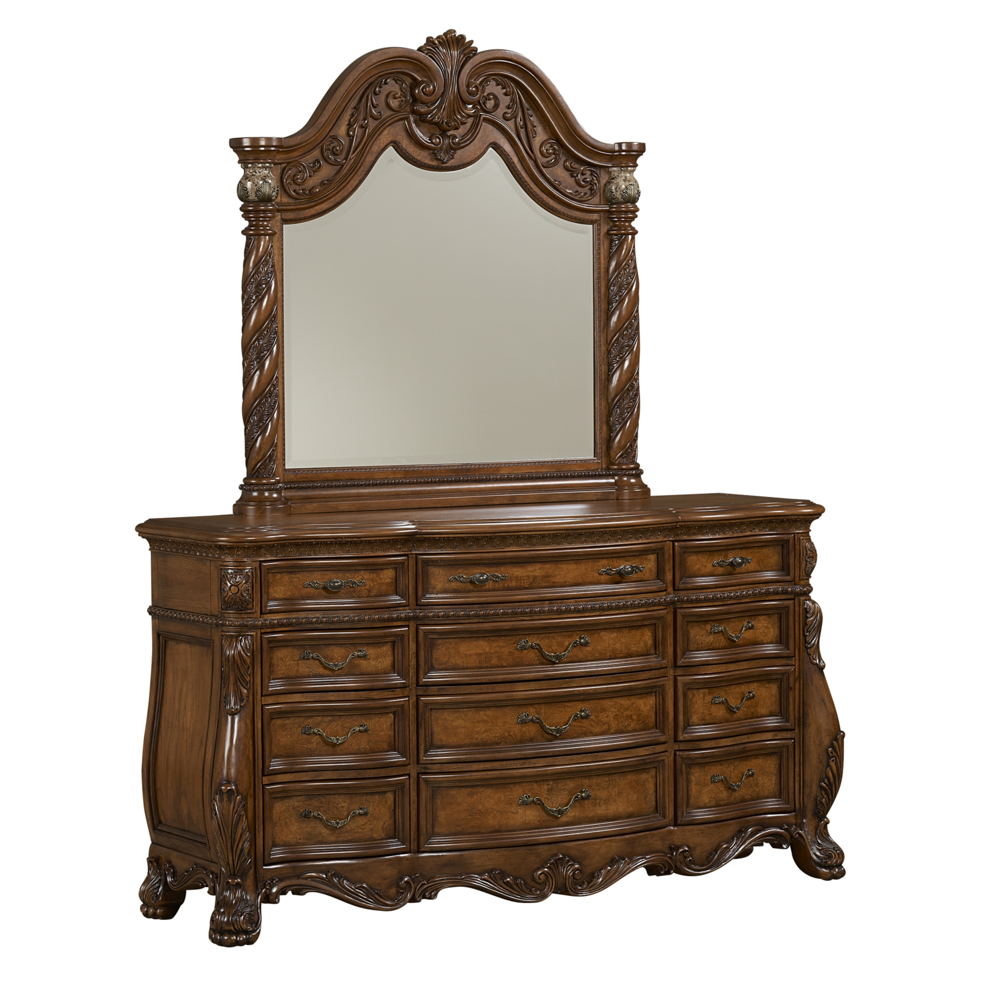 . Dressers with Mirrors   Havertys