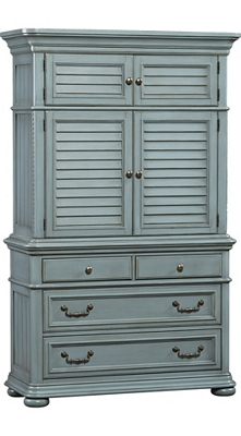 Welcome Home Armoire | Tuggl